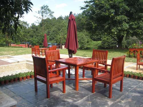 BC1-003全木组合椅