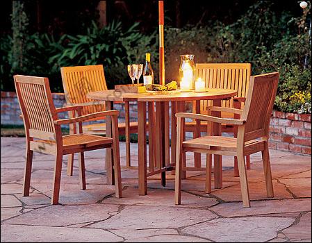 BC1-009全木组合椅