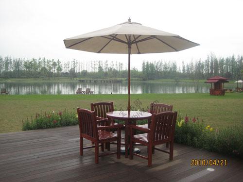 BC1-010全木组合椅