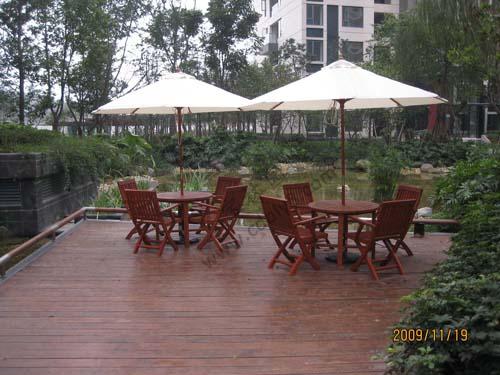 BC1-018全木组合椅