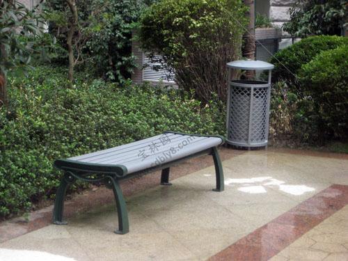 BA1-004塑胶木休闲椅