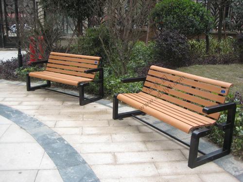 BA1-010塑胶木休闲椅